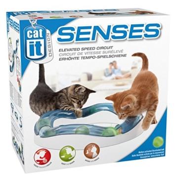 Catit 50735 Senses Tempo - Spielschiene für Katzen -
