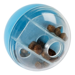 Kerbl 82667 Snackball für Katzen Diameter 5 cm, blau -