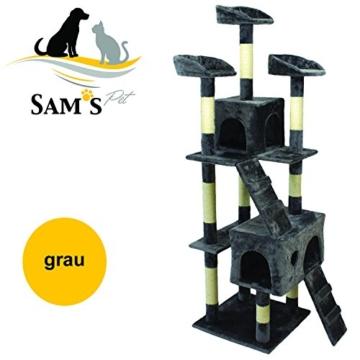 Sam´s Pet Kratzbaum Amy grau -