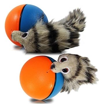 Weazel Ball Wiesel Ball Tierspielzeug -